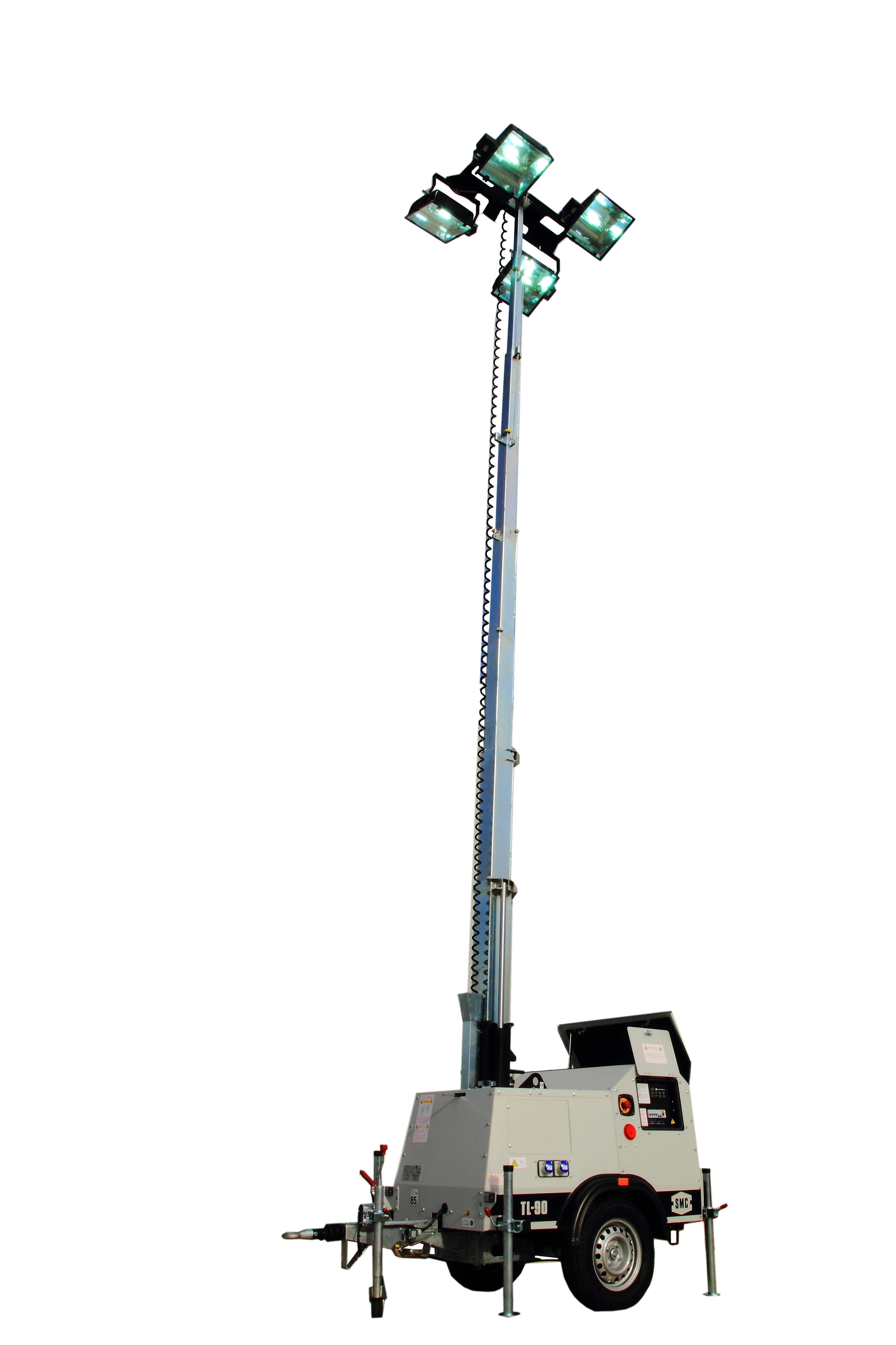TL 90 Lighting Tower Hire  sc 1 st  Climate Hire Direct & TL-90 LIGHTING TOWER   azcodes.com